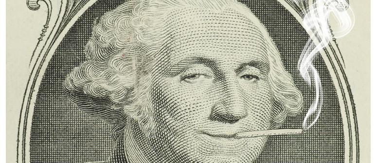 US-Präsidenten, Die Cannabis Mochten