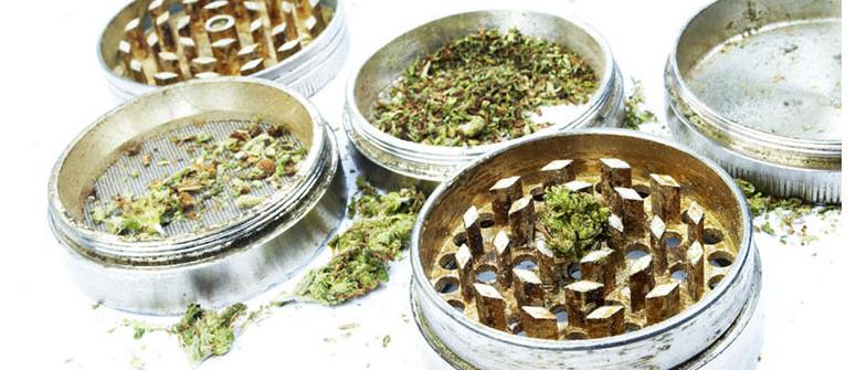 Eine komplette Anleitung zu den verschiedenen Arten von Weed Grindern