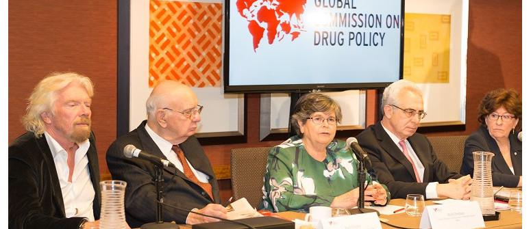 Die Globale Kommission Für Drogenpolitik
