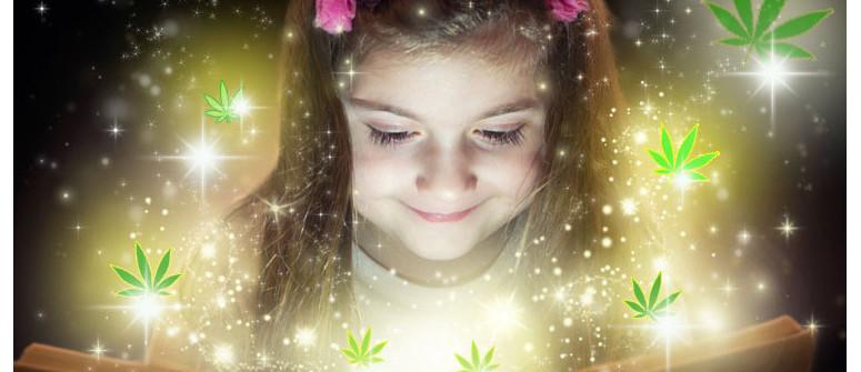 Kinderbücher über Cannabis? Unterrichte sie, solange sie noch jung sind