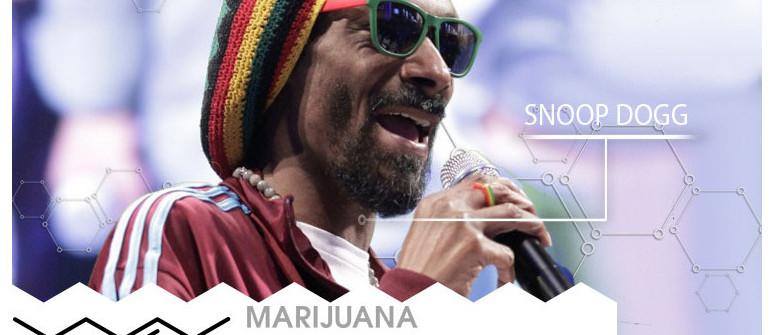 Marihuana-VIP: Snoop Dogg