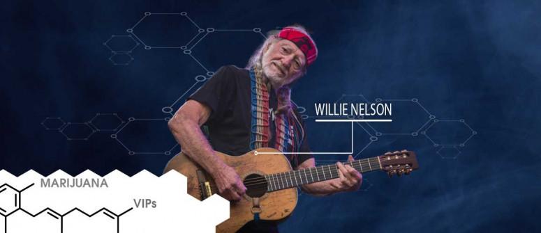 Marihuana-VIP: Willie Nelson