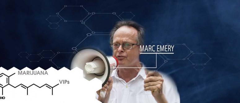 Marihuana-VIP: Marc Emery