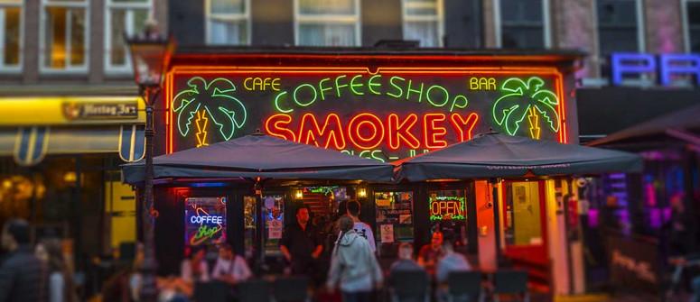 Amsterdamer Coffeeshops: 15 Tipps für deinen ersten Besuch