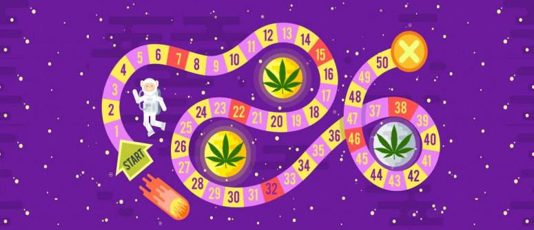 Top 10 besten Brettspiele, wenn man high ist