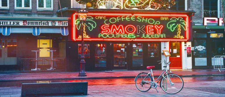 Coffeeshop Amsterdam Regeln