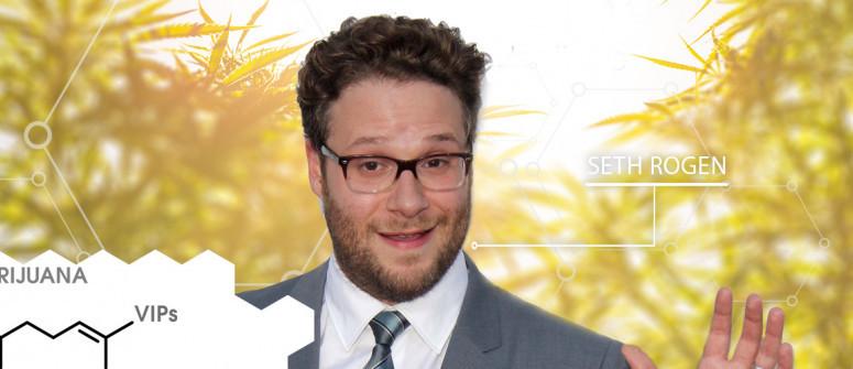 Marijuana-VIP: Seth Rogen