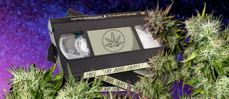 The Dope Tapes: Eine 20 Jahre umfassende Sammlung von Medienberichten über Cannabis