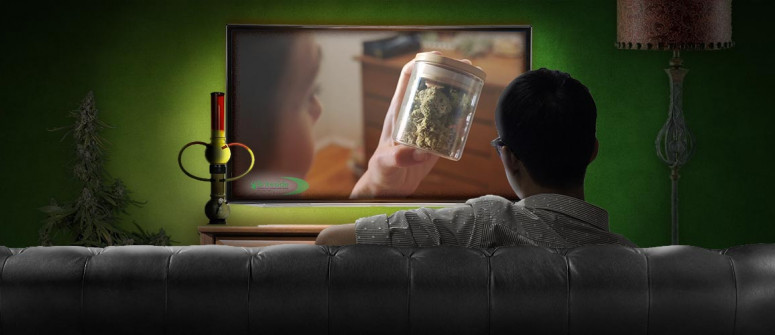 8 Fast lächerlich massenkompatible Werbespots für Cannabis
