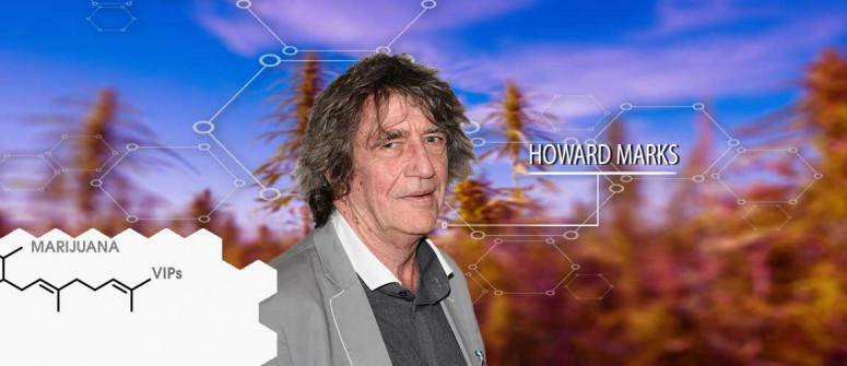 Marihuana-VIP: Howard Marks alias Mr. Nice