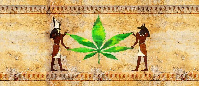 Cannabis im alten Ägypten