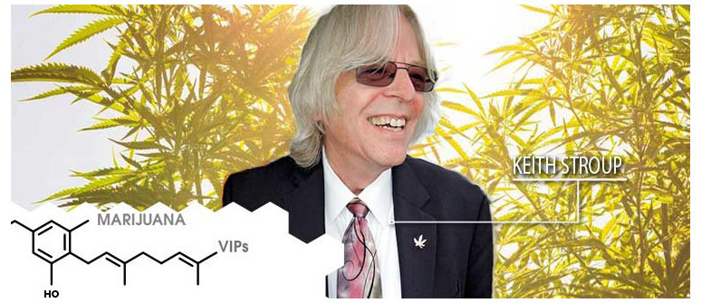 Marihuana VIP: Keith Stroup