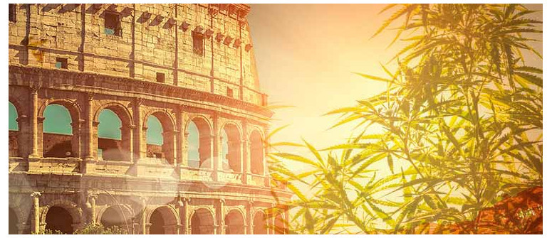 Cannabis im Alten Rom