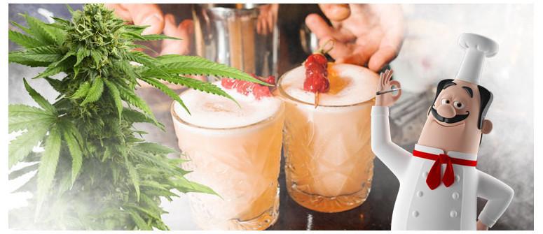 Rezept für Weed 'N Whisky Sour