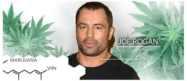 Marihuana VIPs: Joe Rogan