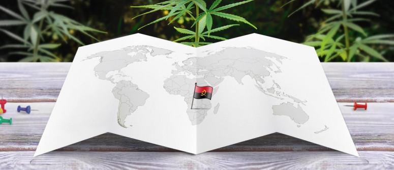 Der Rechtliche Status von Cannabis in Angola
