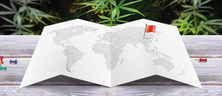 Der Rechtliche Status von Cannabis in China