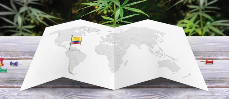 Der Rechtliche Status von Cannabis in Kolumbien