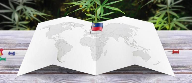 Der rechtliche Status von Cannabis in Liechtenstein