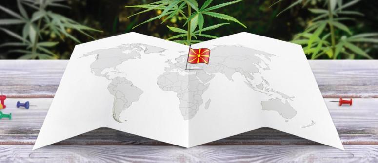 Der Rechtliche Status von Cannabis in Mazedonien