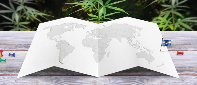 Der rechtliche Status von Cannabis in den Marshall-Inseln
