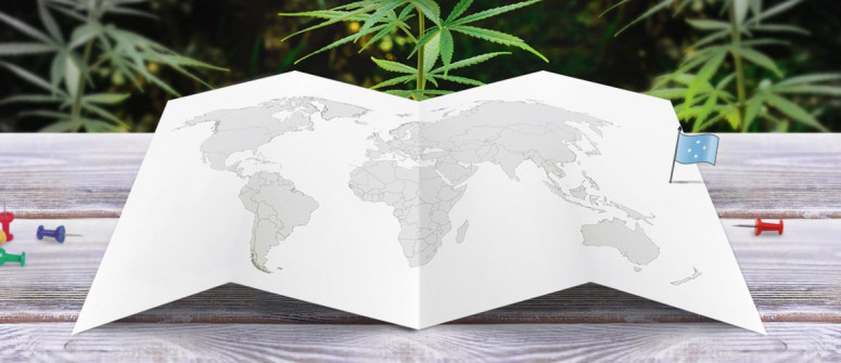 Der Rechtliche Status von Cannabis in Mikronesien