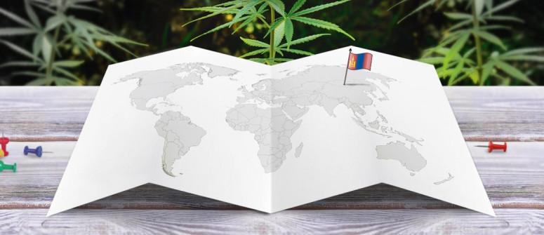 Der Rechtliche Status von Cannabis in der Mongolei