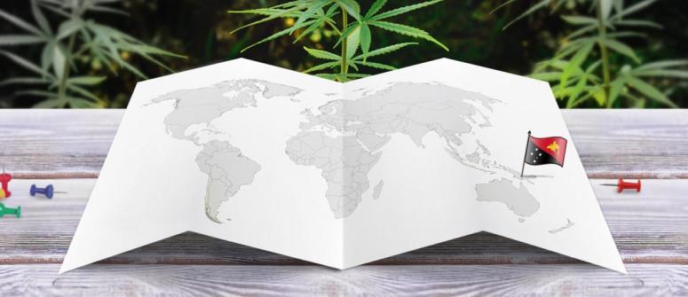 Der Rechtliche Status von Cannabis in Papua-Neuguinea