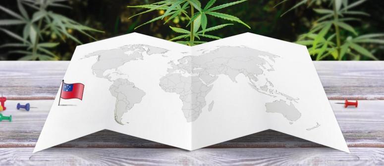 Der Rechtliche Status von Cannabis in Samoa