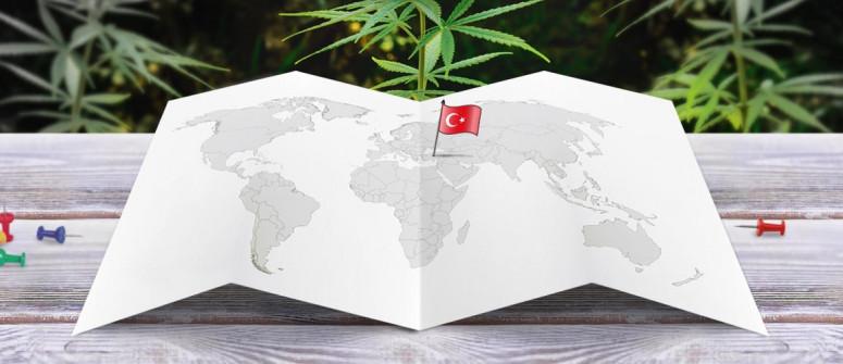 Der rechtliche Status von Cannabis in der Türkei