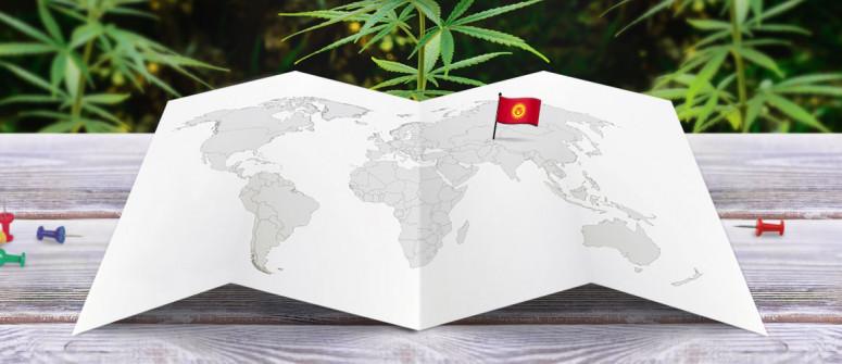 Der Rechtliche Status von Cannabis in Kirgisistan