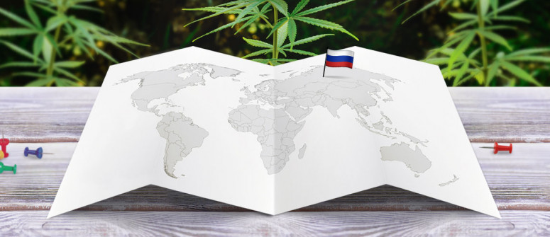 Der rechtliche Status von Cannabis in Russland