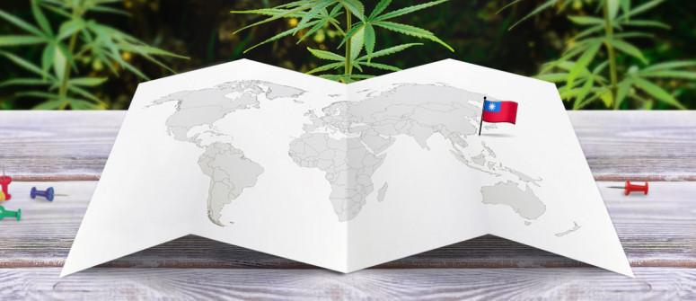 Der Rechtliche Status von Cannabis in Taiwan