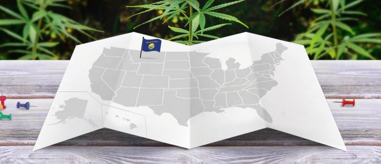 Der rechtliche Status von Cannabis in Montana