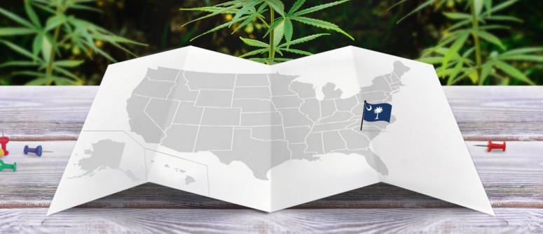 Der rechtliche Status von Cannabis im Bundsstaat South Carolina