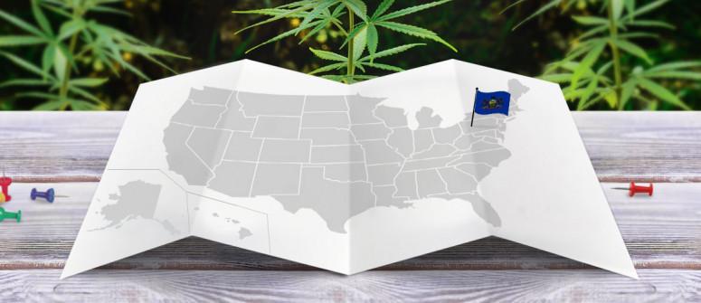 Der rechtliche Status von Cannabis im Bundesstaat Pennsylvania
