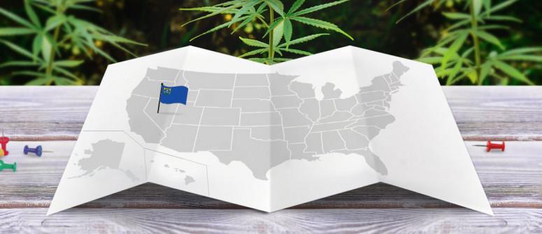 Der rechtliche Status von Cannabis im Bundesstaat Nevada