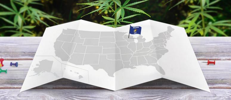 Der rechtliche Status von Cannabis im Bundesstaat Wisconsin