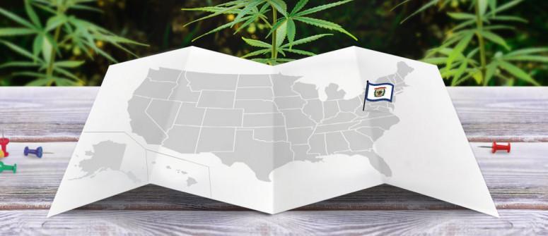 Der rechtliche Status von Cannabis im Bundesstaat West Virginia