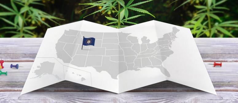Der rechtliche Status von Cannabis im US-Bundesstaat Utah
