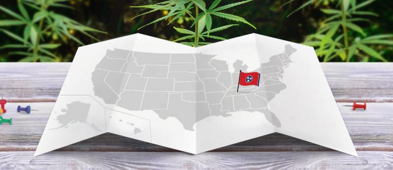 Der rechtliche Status von Cannabis im US-Bundesstaat Tennessee