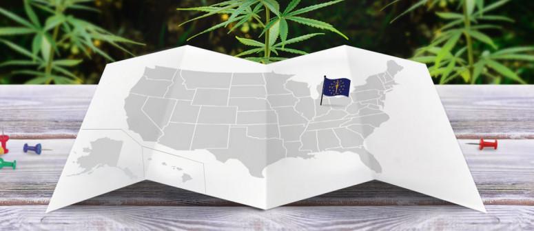 Der rechtliche Status von Cannabis im Bundesstaat Indiana