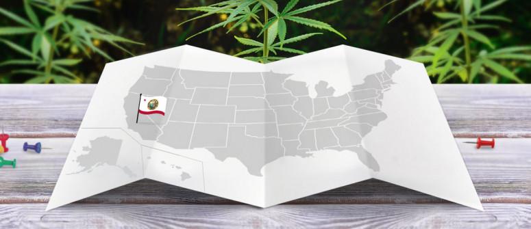 Der rechtliche Status von Cannabis in Kalifornien