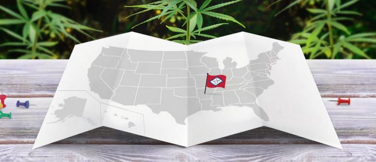 Der rechtliche Status von Cannabis in Arkansas