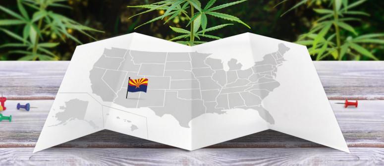 Der rechtliche Status von Cannabis in Arizona