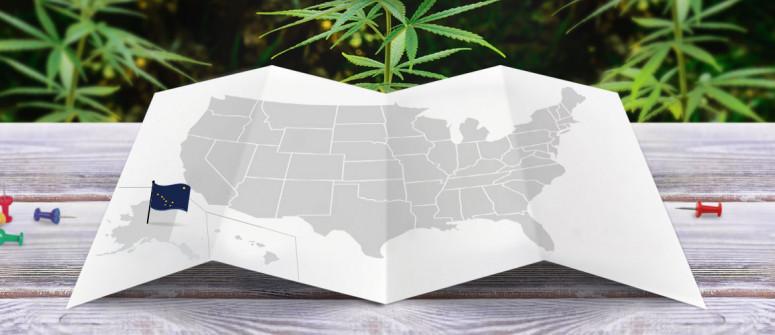 Der rechtliche Status von Cannabis in Alaska