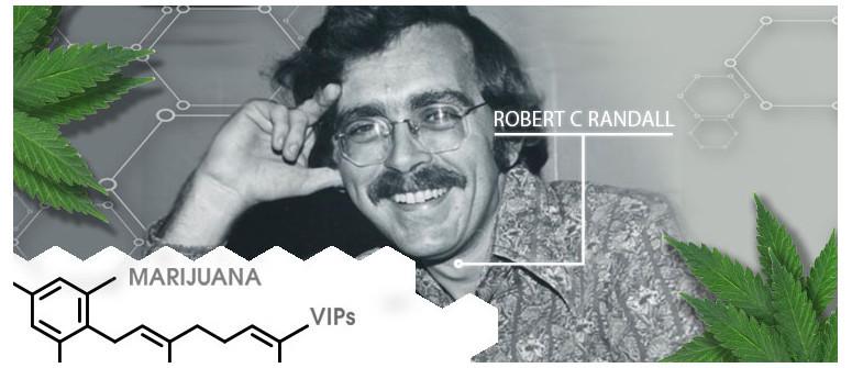 Marihuana-VIP: Robert C. Randall