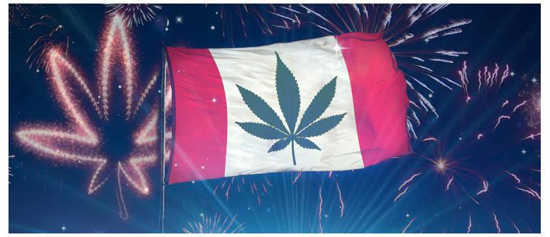 Der Tag ist gekommen: Weed ist in Kanada jetzt legal!