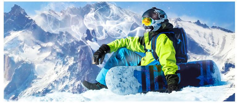 Snowboard fahren und Cannabis – die perfekte Kombination?
