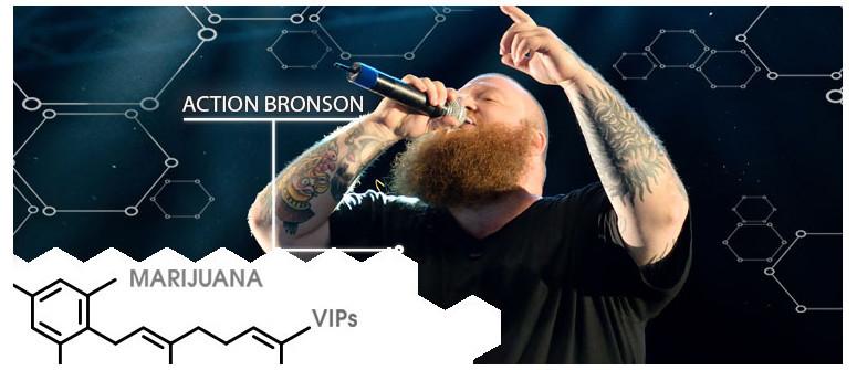 Marihuana-VIP: Action Bronson